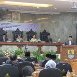 Pelantikan Ketua DPRD 2014-2019