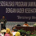 seminar Bahaya Kanker Dinas kesehana dan BPJS