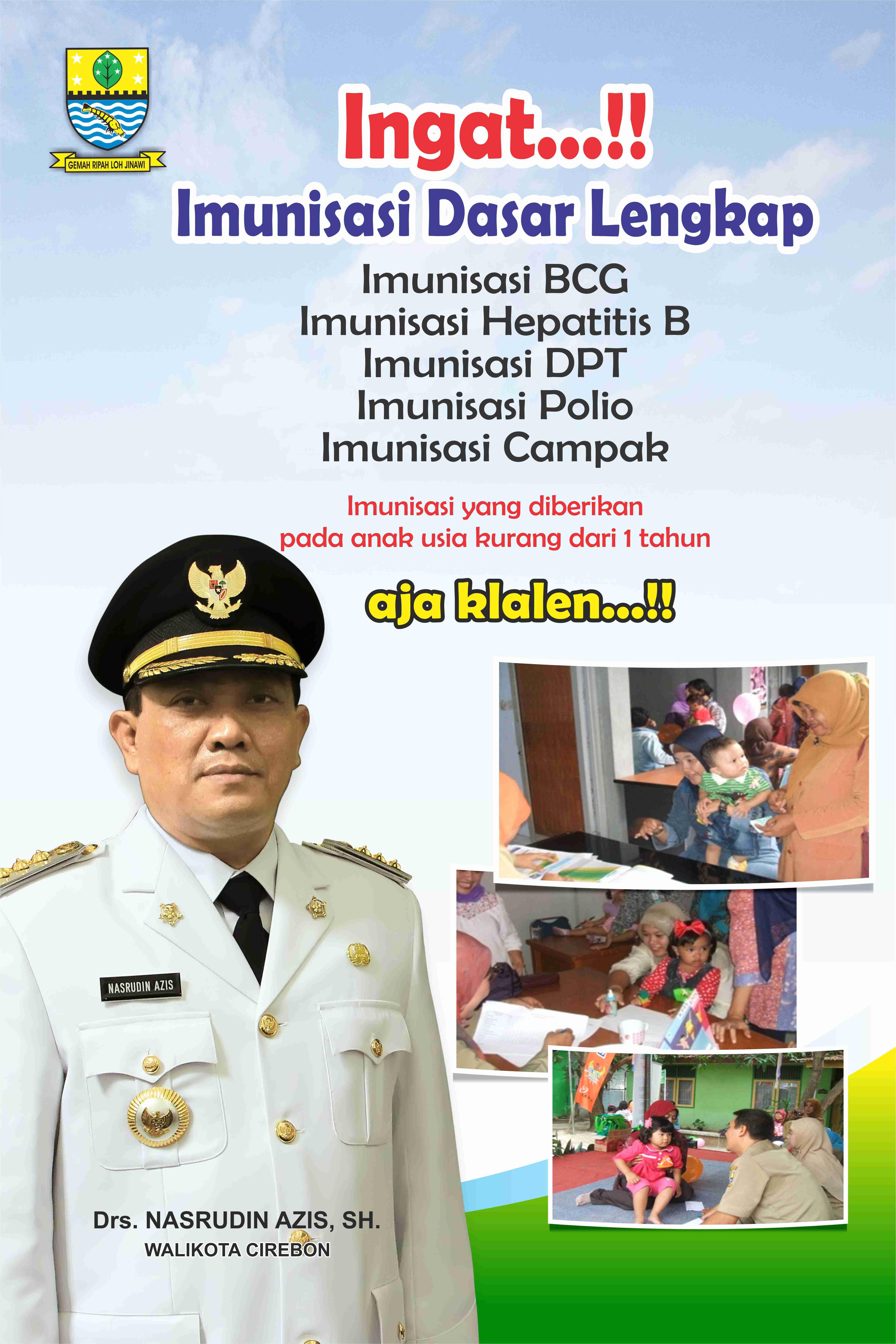 Spanduk Dan Baliho Iklan Layanan Masyarakat Pemerintah Daerah