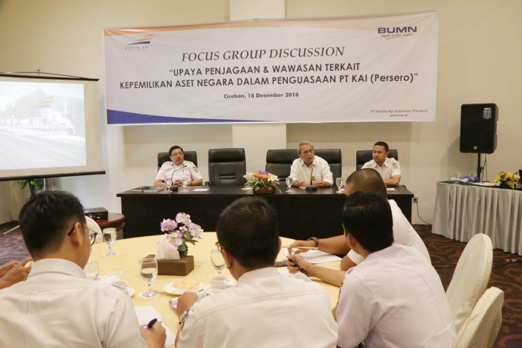 Deadlock Penggunaan Aset, Pemda Kota Cirebon Buka Komunikasi dengan DAOP III Cirebon