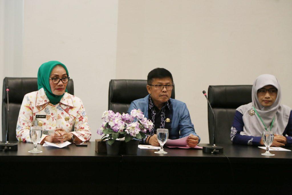 Pemkot Siap Isi 91 Jabatan Kosong, Sebanyak 17 Pejabat Eselon II Uji Kompetensi