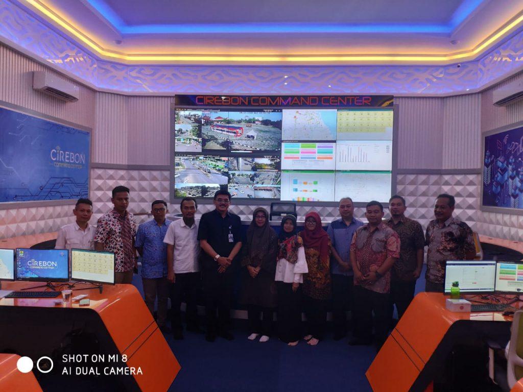Command Center Jadi Destinasi Wisata Digital Kota Cirebon