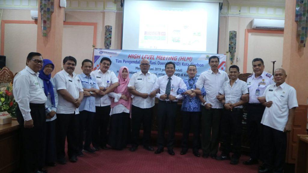 Sinergisitas TPID Mendorong Inflasi di Kota Cirebon Rendah