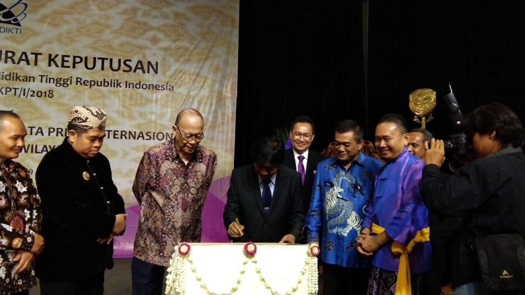 Kota Cirebon Kini Punya Politeknik Pariwisata