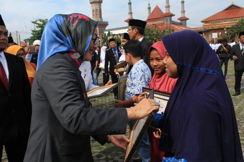 Eti Herawati: Tahun Politik, Jangan Tebar Kebencian