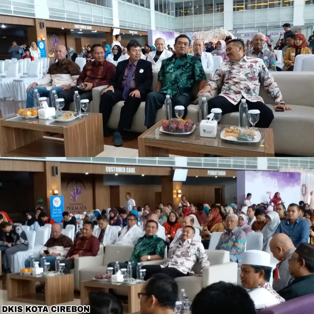 Dihadiri Wali Kota Cirebon, RS Permata Gelar Syukuran HUT Ke-3