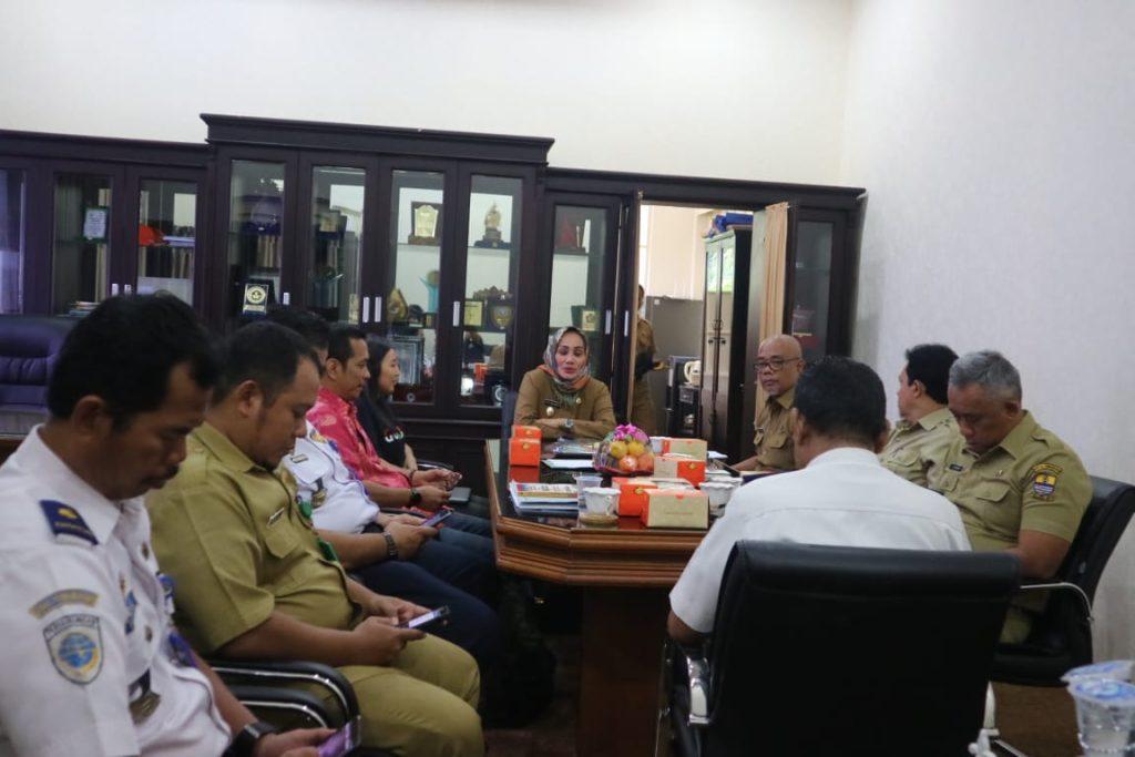 Wakil Wali Kota Sambut Baik Partisipasi PT Go-Jek Indonesia Dalam Pembangunan di Kota Cirebon