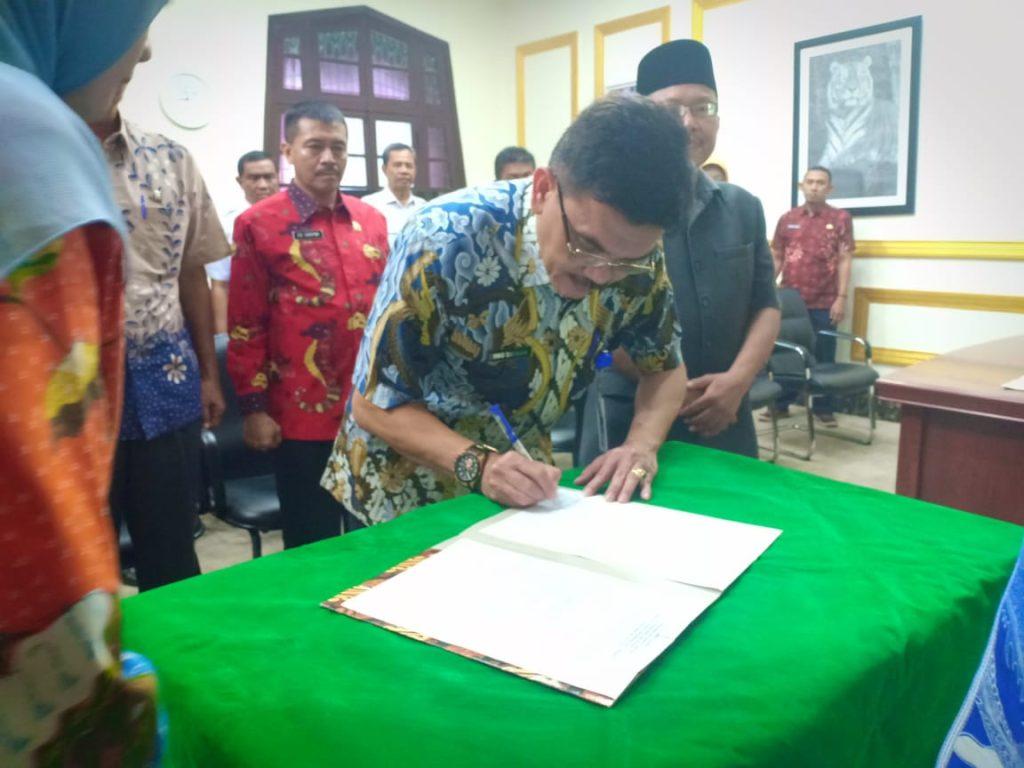 Dilantik Wali Kota Cirebon, Komisi Informasi Dituntut Penuhi Kebutuhan Masyarakat