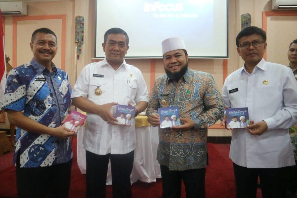 Pemda Kota Cirebon dan Kota Bengkulu Sepakat Hadirkan Kota Religi dan Bahagia Untuk Warganya