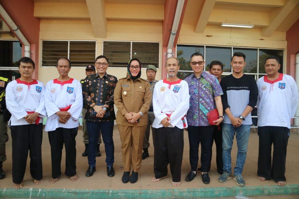 Wakil Wali Kota: Melalui Kejuaraan Pencak Silat se Jabar, Diharapkan Muncul Bibit-bibit Pesilat Muda dari Kota Cirebon