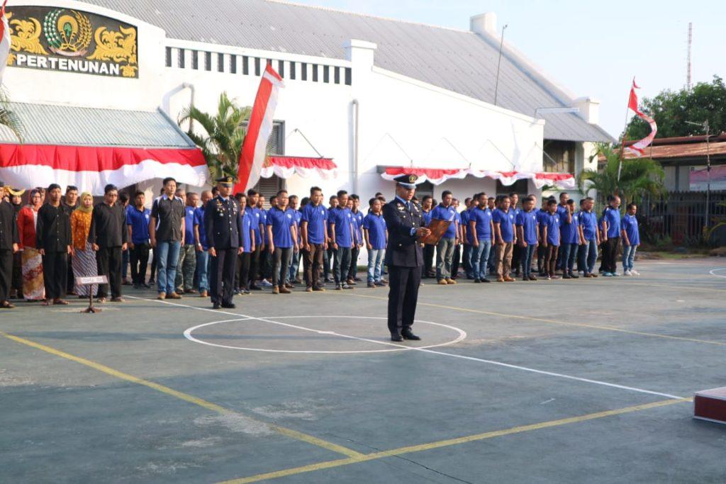 Pj Sekda Apresiasi Meriahnya Perayaan HUT ke 74 RI di Lembaga Pemasyarakatan Cirebon