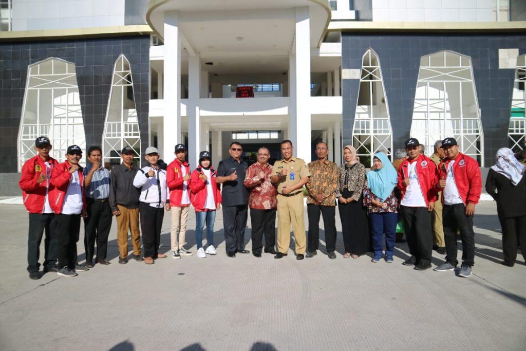 Jelang HUT RI ke 74 dan Hari Jadi Cirebon ke 650, Sekda: Jaga Semangat Kebersamaan