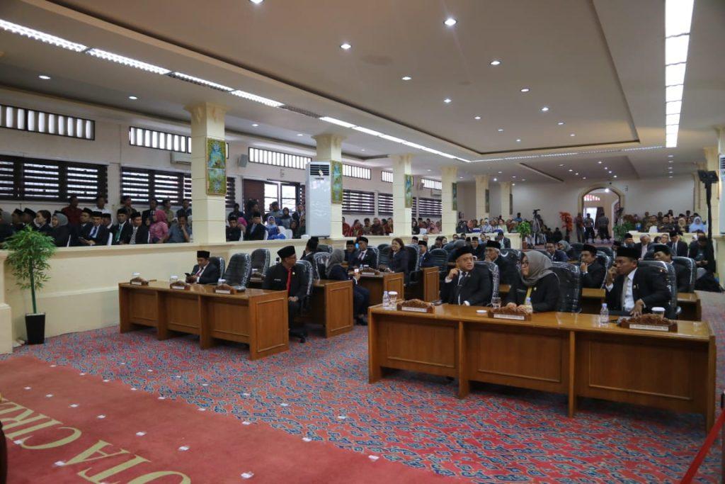 Azis: Pemda dan DPRD Kota Cirebon Lembaga Pemerintahan yang Sejajar