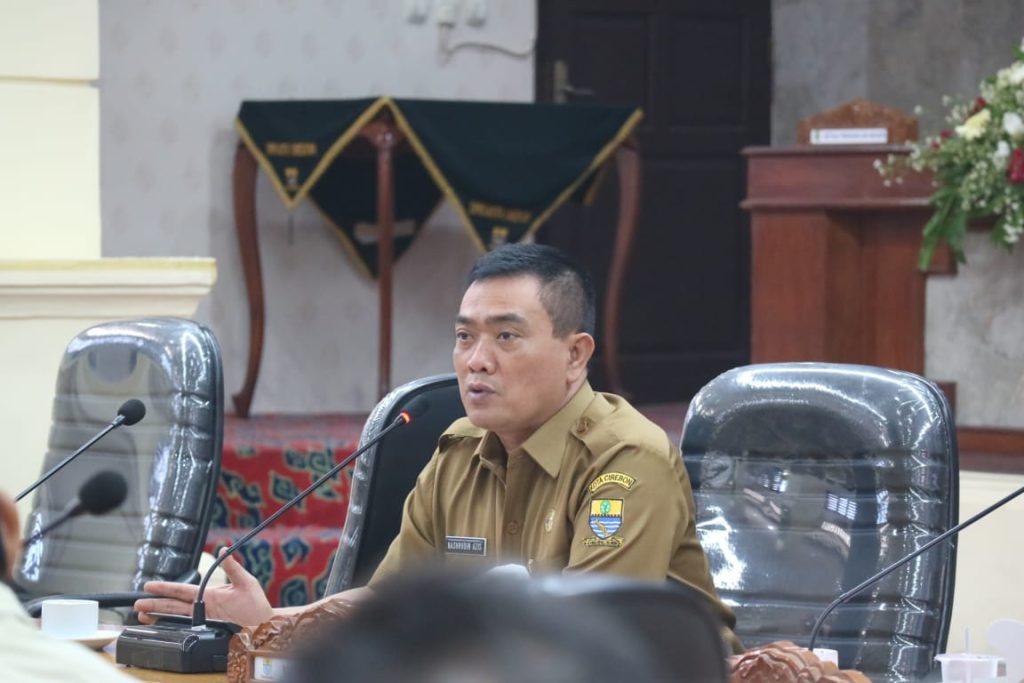 Wali Kota: Komunikasi, Sebagai Jembatan Untuk Ciptakan Sinergitas antara Pemda dan DPRD Kota Cirebon
