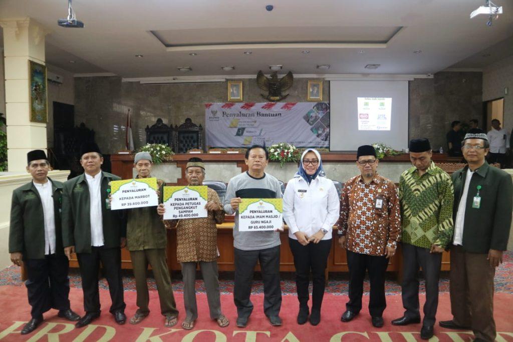 Wakil Wali Kota: Dana yang Dikelola Baznas Bisa Jadi Alternatif Menyelesaikan Permasalahan Sosial
