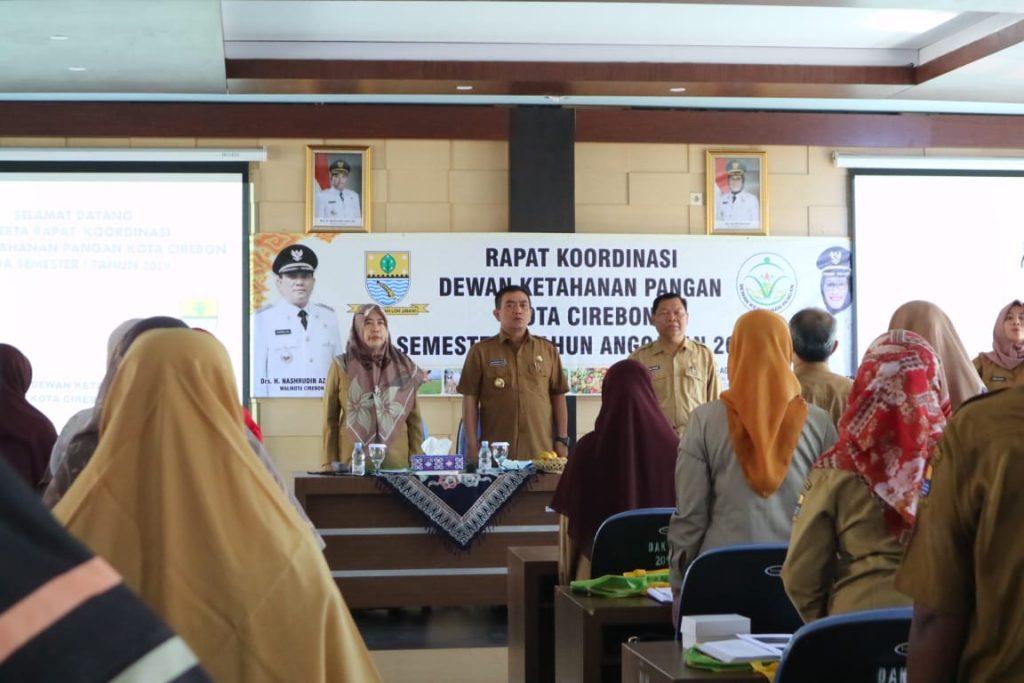 Wali Kota Cirebon: Minim Lahan, Ketahanan Pangan di Kota Cirebon Harus Terus Dijaga