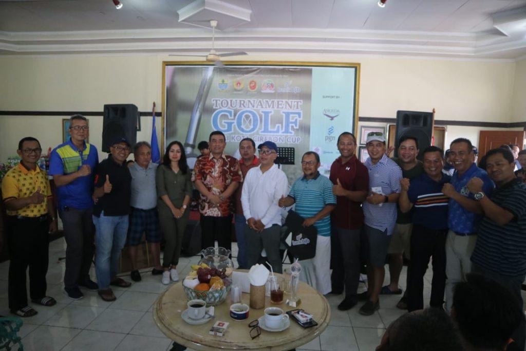 Memperingati Hari Jadi Cirebon, PGI Gelar Turnamen Golf Wali Kota Cup 2019