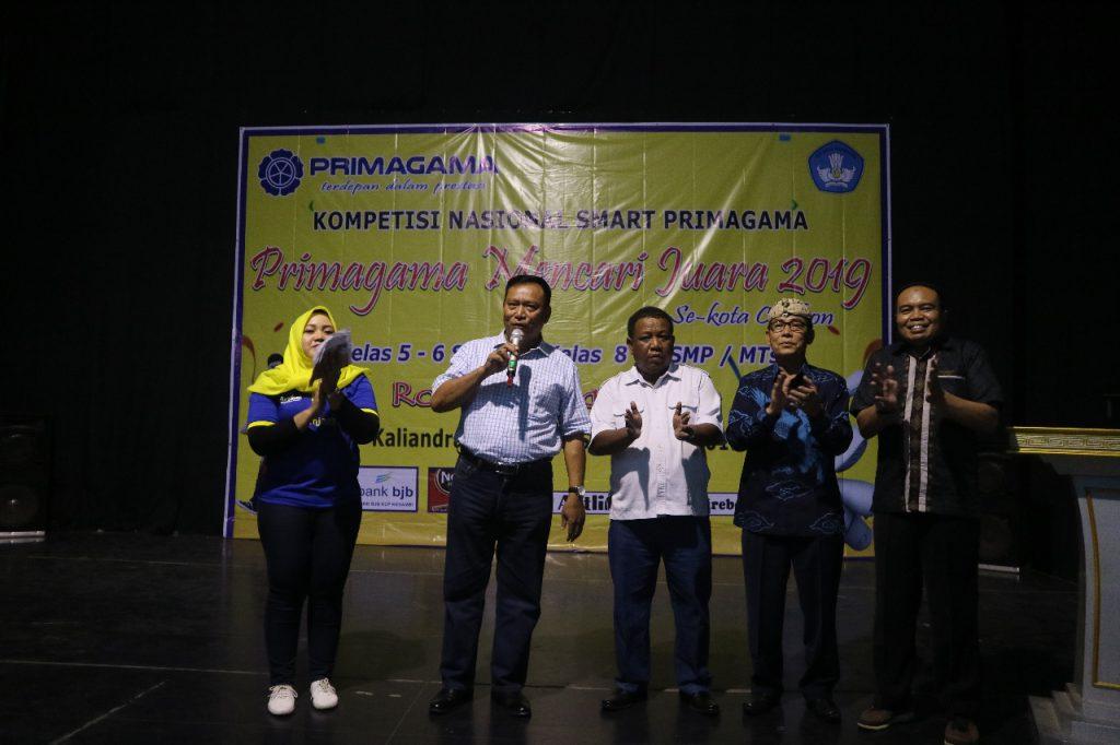 Pemkot Cirebon Dukung Lembaga Swasta Wujudkan Dunia Pendidikan Semakin Maju