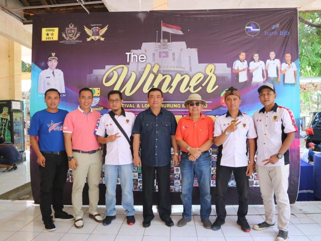 Dibuka Wali Kota Cirebon, Festival Burung Berkicau Penguatan Ekonomi Kerakyatan