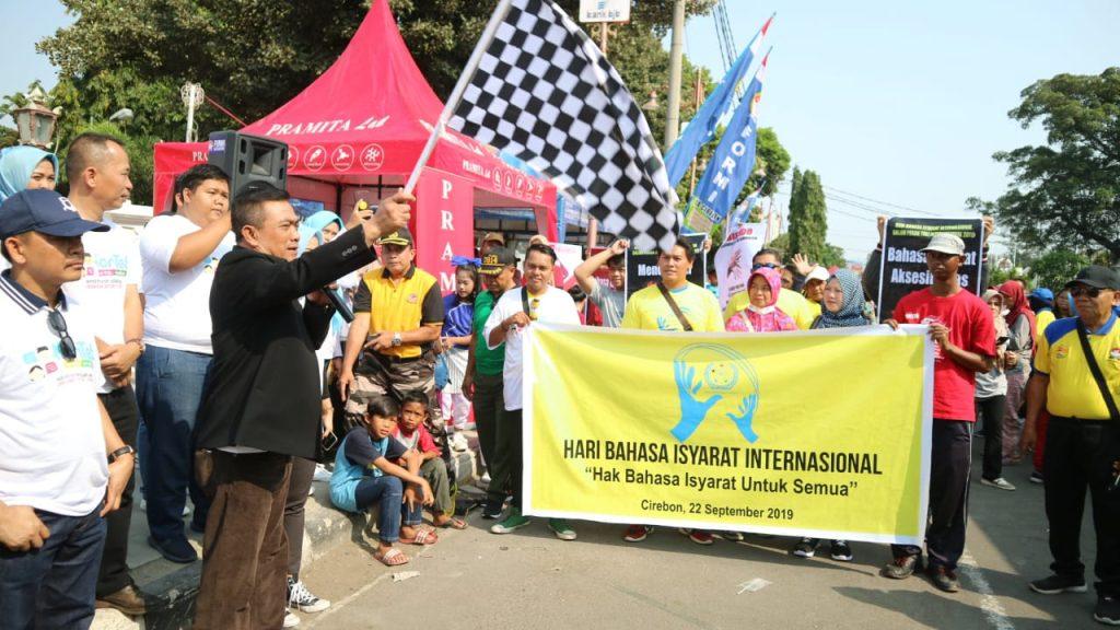 Kontes Curhat, Membuat Warga Kota Cirebon Lebih Bahagia