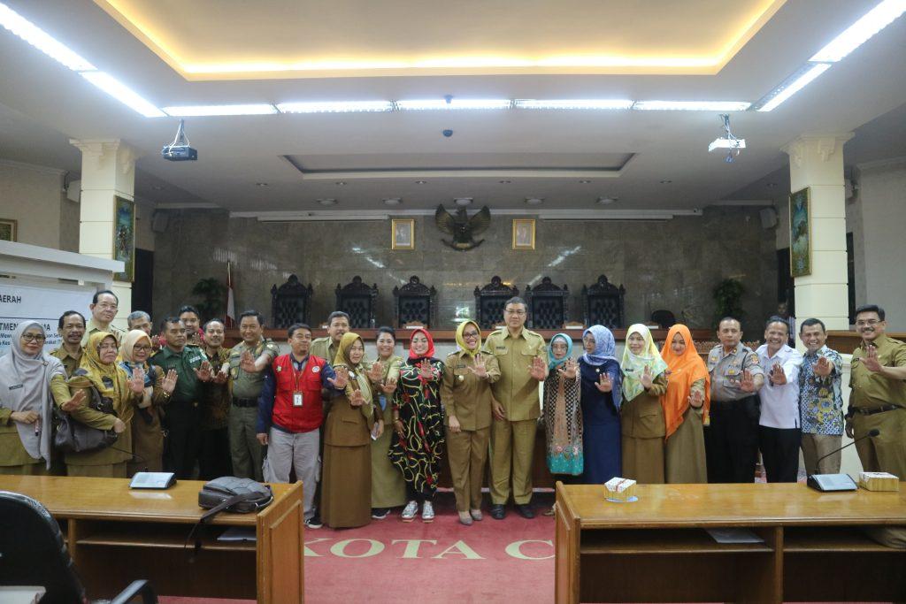 Gandeng RS. Marzoeki Mahdi Bogor, Pemda Kota Cirebon Tangani ODGJ
