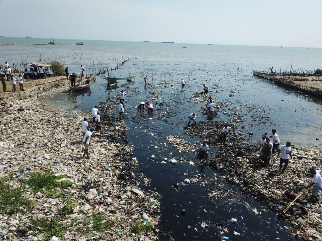 Pj Sekda: Jelang Musim Penghujan, Warga Diminta Giatkan Bersih-Bersih Sungai