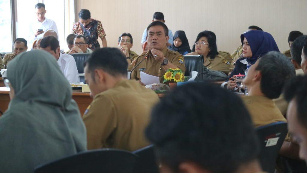 Wali Kota: Lakukan Tata Kelola Administrasi dan Keuangan Dengan Baik Untuk Pertahankan WTP