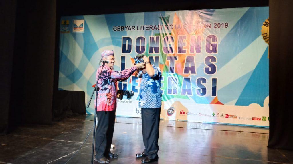 Wali Kota Cirebon: Mendongeng Sarana Tanamkan Nilai Kebaikan Kepada Generasi Muda