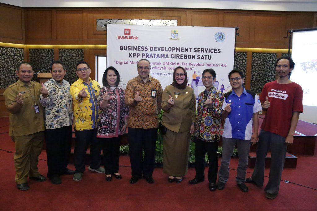 Wakil Wali Kota Cirebon: Perizinan UMKM Dipermudah