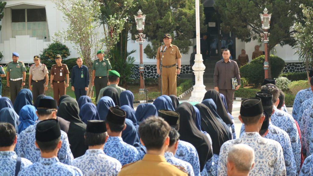 Wali Kota Cirebon: Derajat Kesehatan Warga Kota Cirebon Semakin Membaik
