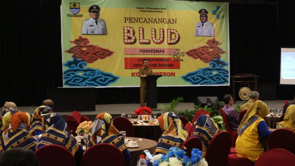 Wali Kota Berharap Puskesmas Harus Berinovasi dan Mandiri