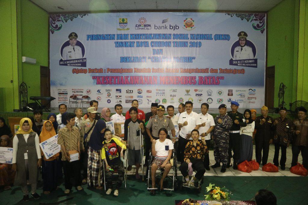 Cirebon Ngaber, Cara Kota Cirebon Pecahkan Berbagai Permasalahan Sosial