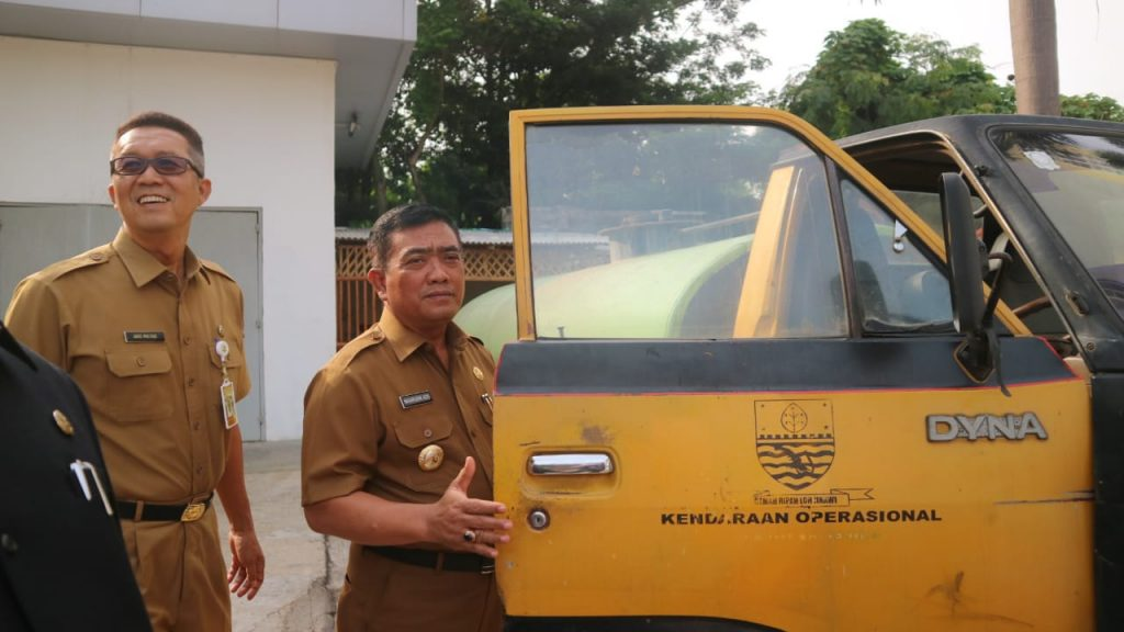 Wali Kota: Kota Cirebon Hijau, Bersih dan Tertib Harus Terwujud Tahun Depan