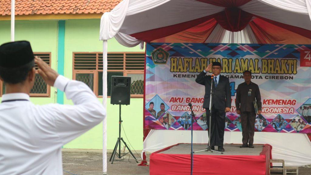 Pemkot Cirebon Dorong kementerian Agama Menjadi Lembaga Penyejuk Umat