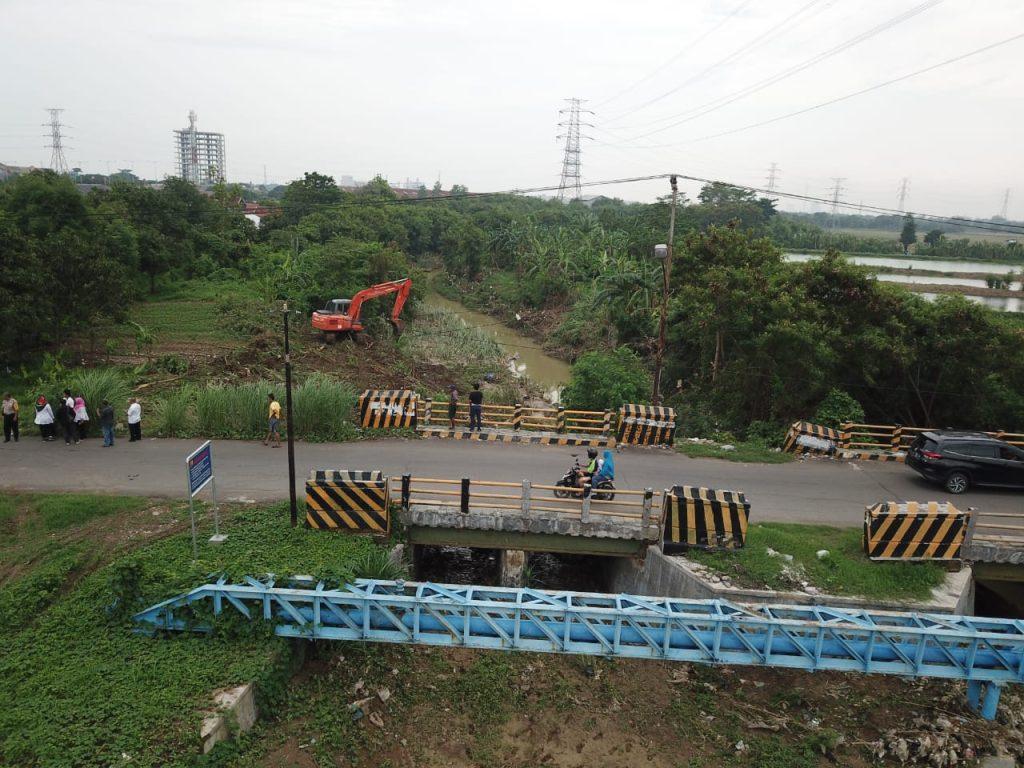 Wakil Wali Kota: Normalisasi Sungai Cikalong Untuk Cegah Terulangnya Banjir