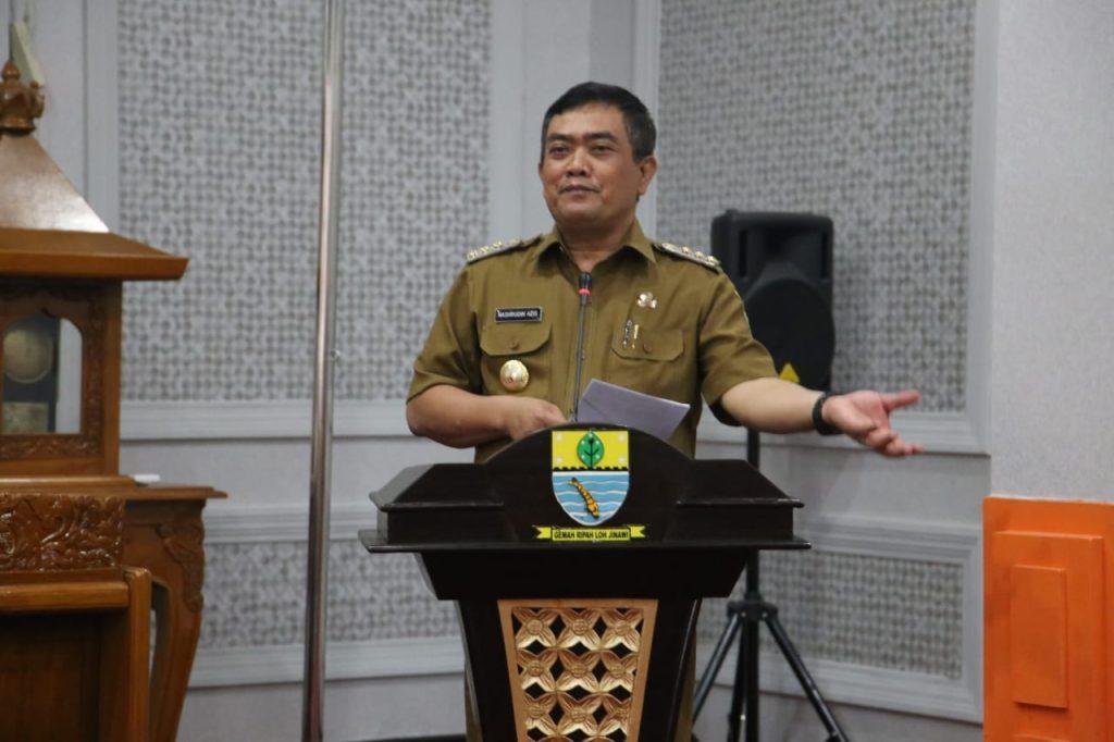 Pemda Kota Cirebon Dorong Pelaku UMKM Go Internasional
