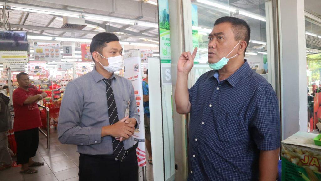 Wali Kota: Protokol Pencegahan Penyebaran Virus Covid-19 Jangan Sampai Kendor