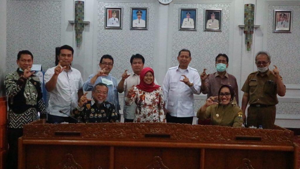 Dapat Dukungan DPRD Jabar, Pemda Kota Cirebon Makin Serius & Mantap Tangani Covid 19