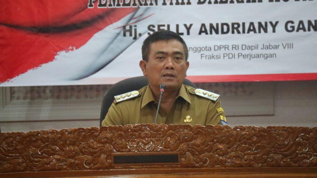 Dikunjungi Komisi VIII DPR, Wali Kota Cirebon Curhat Soal Masalah Sosial