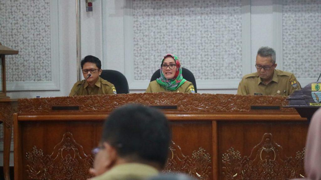 Berikan Pelayanan yang Cepat dan Berkualitas, Pemda Kota Cirebon Launching SIPD