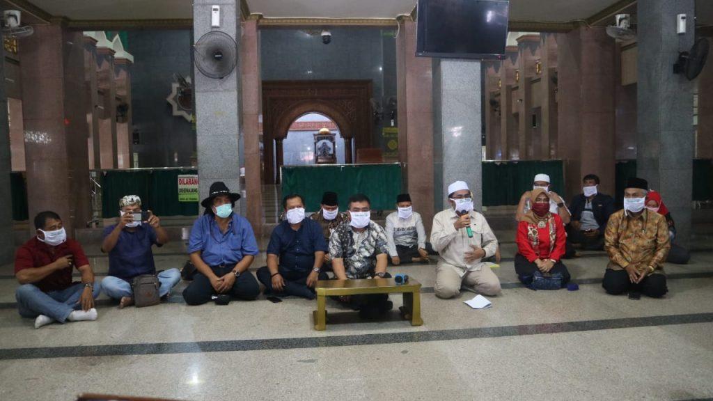 Pemda Kota Cirebon Terapkan PSBB Guna Menekan Penularan Covid 19