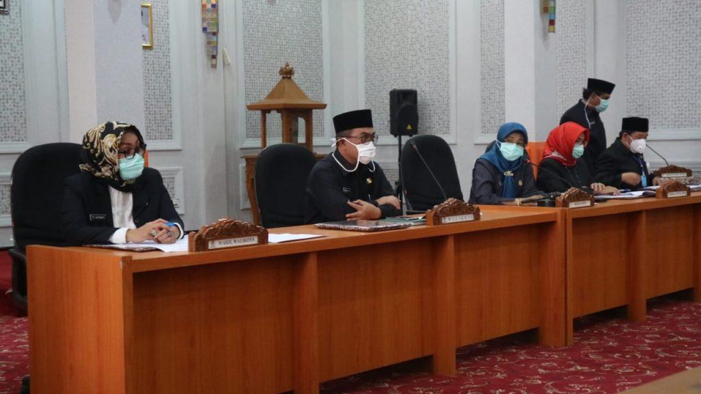 Bentuk Pansus Gugus Tugas Covid 19, Wali Kota Cirebon Apresiasi Langkah DPRD