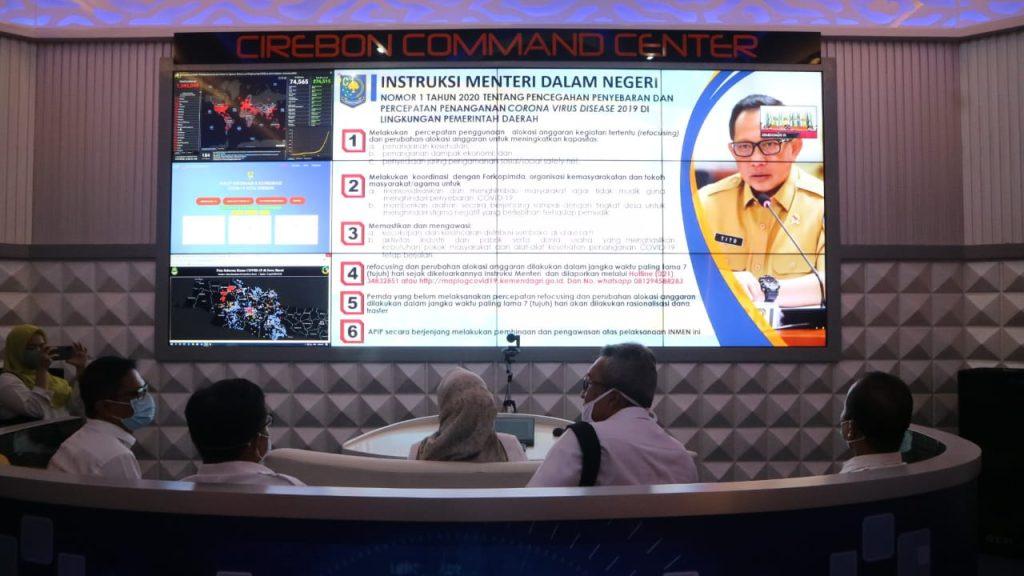 Kementrian Dalam Negeri Instruksikan Pergeseran Anggaran di Daerah Untuk Tangani Covid-19