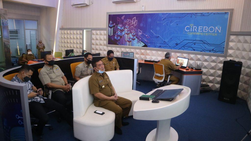 Kota Cirebon Dapat Batuan Presiden Berupa 5.000 Paket Sembako