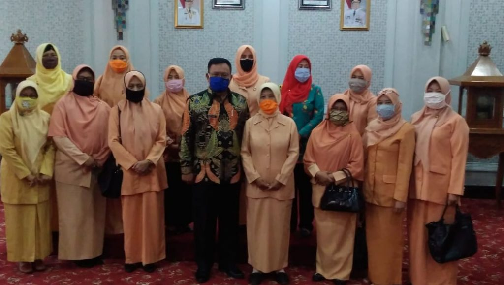 Dharma Wanita Kota Cirebon Didorong Menggarap Sektor Perekonomian