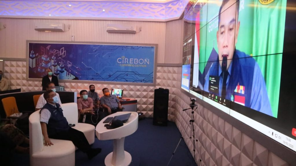 Pemda Kota Cirebon Atur Strategi Baru Mengamankan Warga Setelah PSBB Berakhir