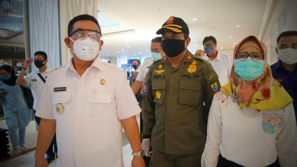 Wali Kota Cirebon: Kesungguhan Menjalankan Protap Pencegahan Covid-19 Tidak Boleh Hari Ini Saja