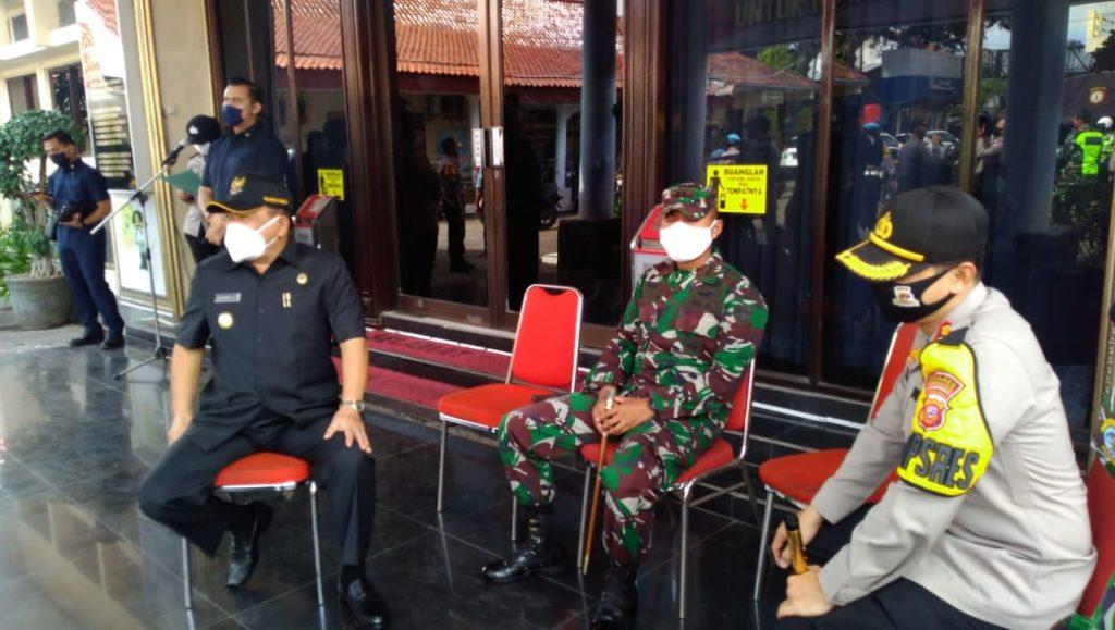 Wali Kota Minta Masyarakat Berkhidmat Merayakan Idul Fitri dari Rumah