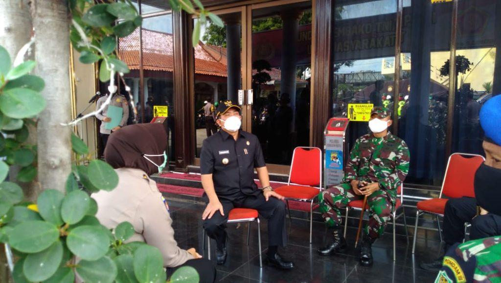 Wali Kota Cirebon: Penjagaan Daerah Perbatasan Syarat Penting Pengendalian Penyebaran Covid-19