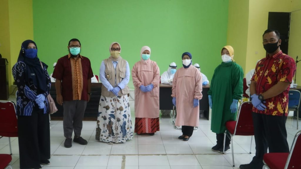 Rapid Tes Massal Digelar, Wali Kota Cirebon: Upaya Serius Pemda Kota Cirebon Cegah Penyebaran Covid-19